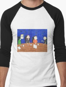 The Ricky Gervais show special guest Men's Baseball ¾ T-Shirt