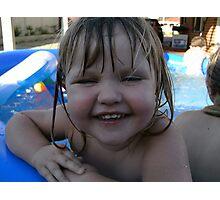happy little vegemite Photographic Print