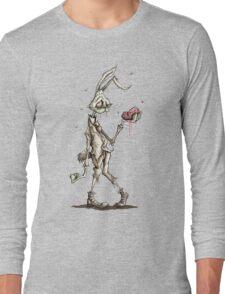 Bugs Zombunny (Sepia) Long Sleeve T-Shirt