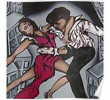 Dancers Poster