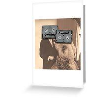 A match (dvd) Greeting Card