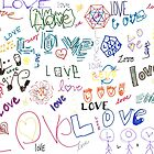 Our Love by Karen Jayne Yousse