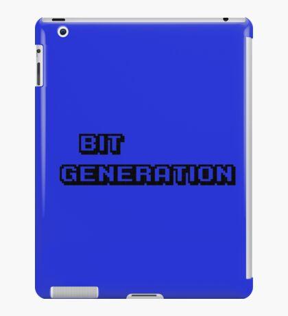 Bit generation iPad Case/Skin