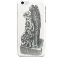 Weeping Angel Statue iPhone Case/Skin