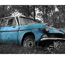 Ford Anglia Photographic Print