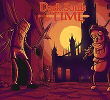 Dark Souls Time by DarkBeauty89