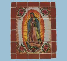 Lady of Guadalupe Baby Tee