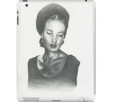 Young Edie iPad Case/Skin