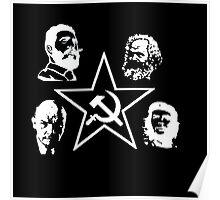 B&W Communism Poster