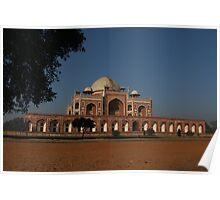 Humayuns Tomb Poster