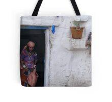 Indian Abode Tote Bag