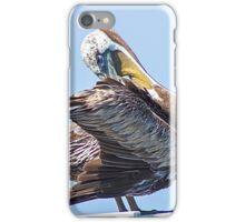 Brown Pelican iPhone Case/Skin