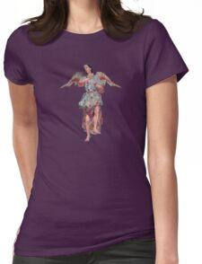 San Xavier ANGEL Womens Fitted T-Shirt