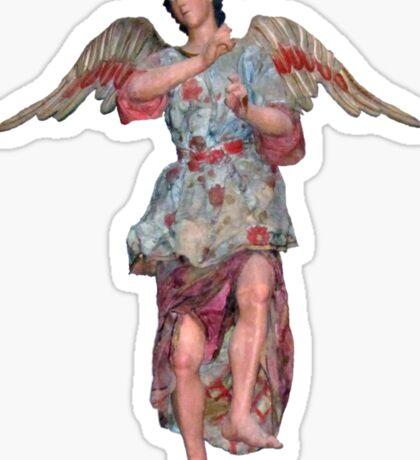 San Xavier ANGEL Sticker