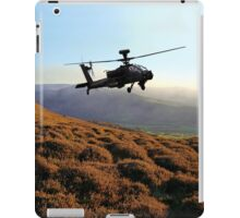 Apache Support iPad Case/Skin