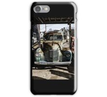 Vintage International pickup truck iPhone Case/Skin
