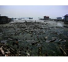 Malaysia, Harbour Photographic Print