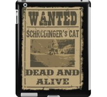 "Dead ""and"" Alive iPad Case/Skin"