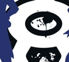 The team aqua Sticker