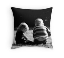 What a lovely smile!! Throw Pillow