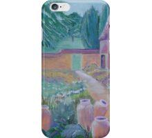 Devon Walled Garden iPhone Case/Skin