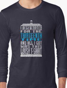 Regeneration No. 13 Long Sleeve T-Shirt