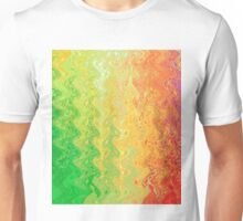 Colorful Background of Pattern and Inspiration Unisex T-Shirt