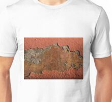 Rust Layers Unisex T-Shirt