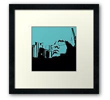 Built By Ideas and Dreams Framed Print