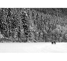 Walk Photographic Print