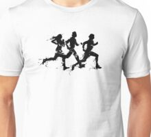 Runners in ink Unisex T-Shirt