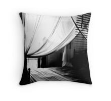 Always time for bed Throw Pillow