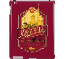 Martell Dornish Red iPad Case/Skin
