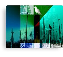 Separation I Canvas Print