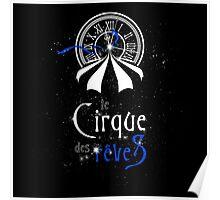 Le Cirque Des Reves (Blue Version) Poster