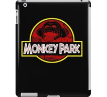 Monkey Park iPad Case/Skin