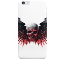 expendables skull - choose your weapon iPhone Case/Skin