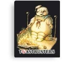 Toastbusters Canvas Print