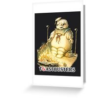 Toastbusters Greeting Card