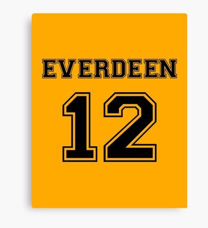 Team Everdeen Canvas Print