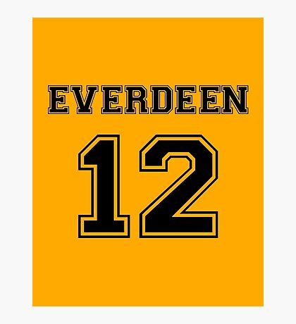 Team Everdeen Photographic Print
