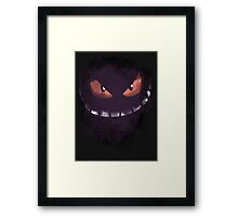 The Gengarshire Cat Framed Print