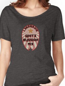 Lebowski White Russian Mix Women's Relaxed Fit T-Shirt
