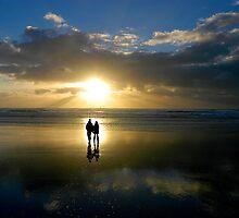 ROMANTIC SUNSET by kfbphoto
