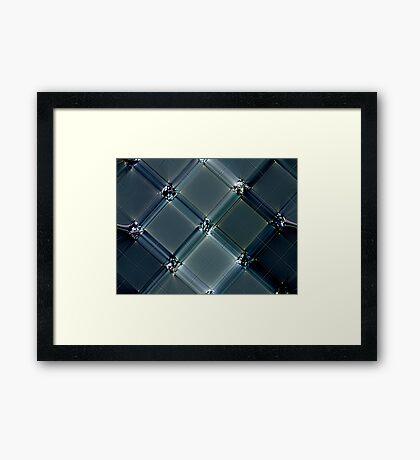 Bling Bling Framed Print