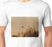 Sunrise Flight Unisex T-Shirt