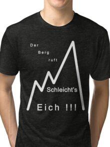 Der Berg ruft Tri-blend T-Shirt