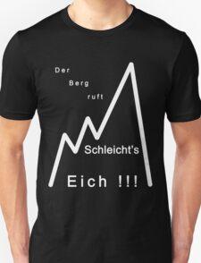 Der Berg ruft T-Shirt