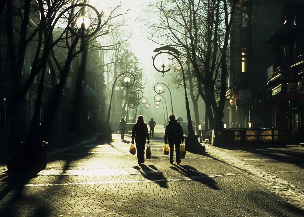 Shopping Trip by Kasia Nowak