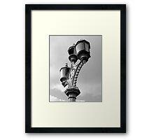 London Light Framed Print